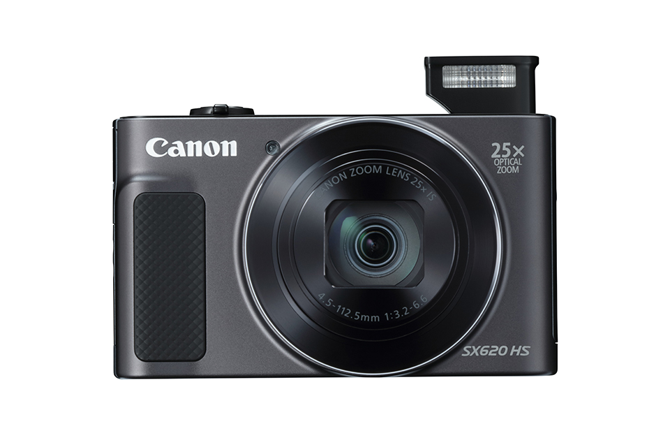 New Canon PowerShot SX620 HS superzoom compact set for June debut