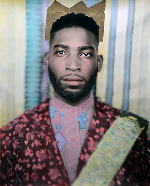 "Photo London 2016 Tinie From the series ""Alpha-Ation"" © Walter & Zoniel"