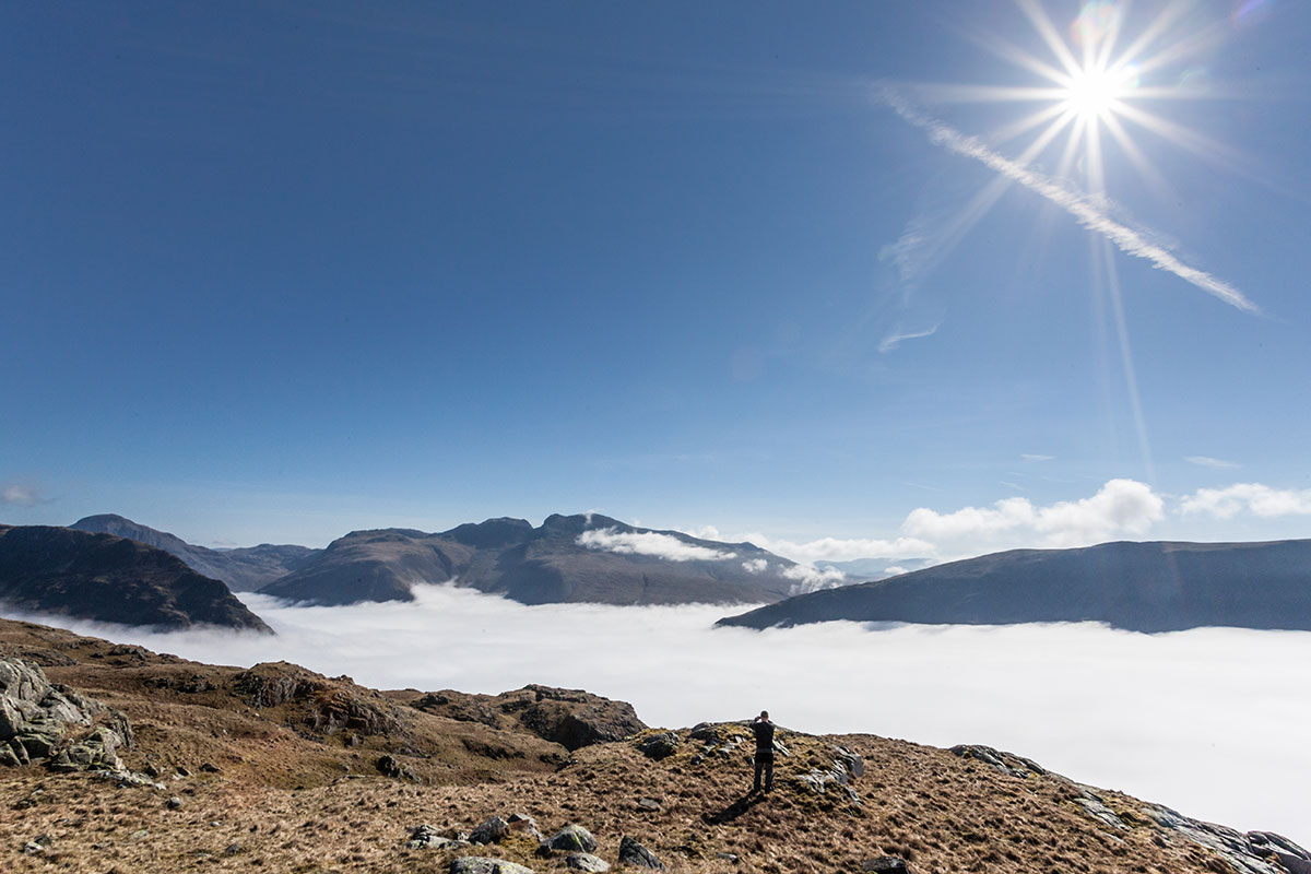 A cloud inversion can be truly spectacular when seen first hand