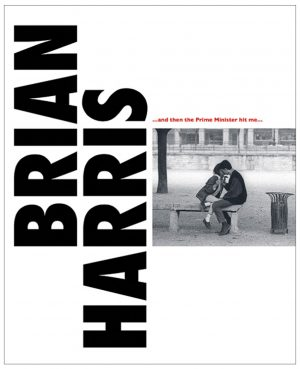 Brian Harris book cover