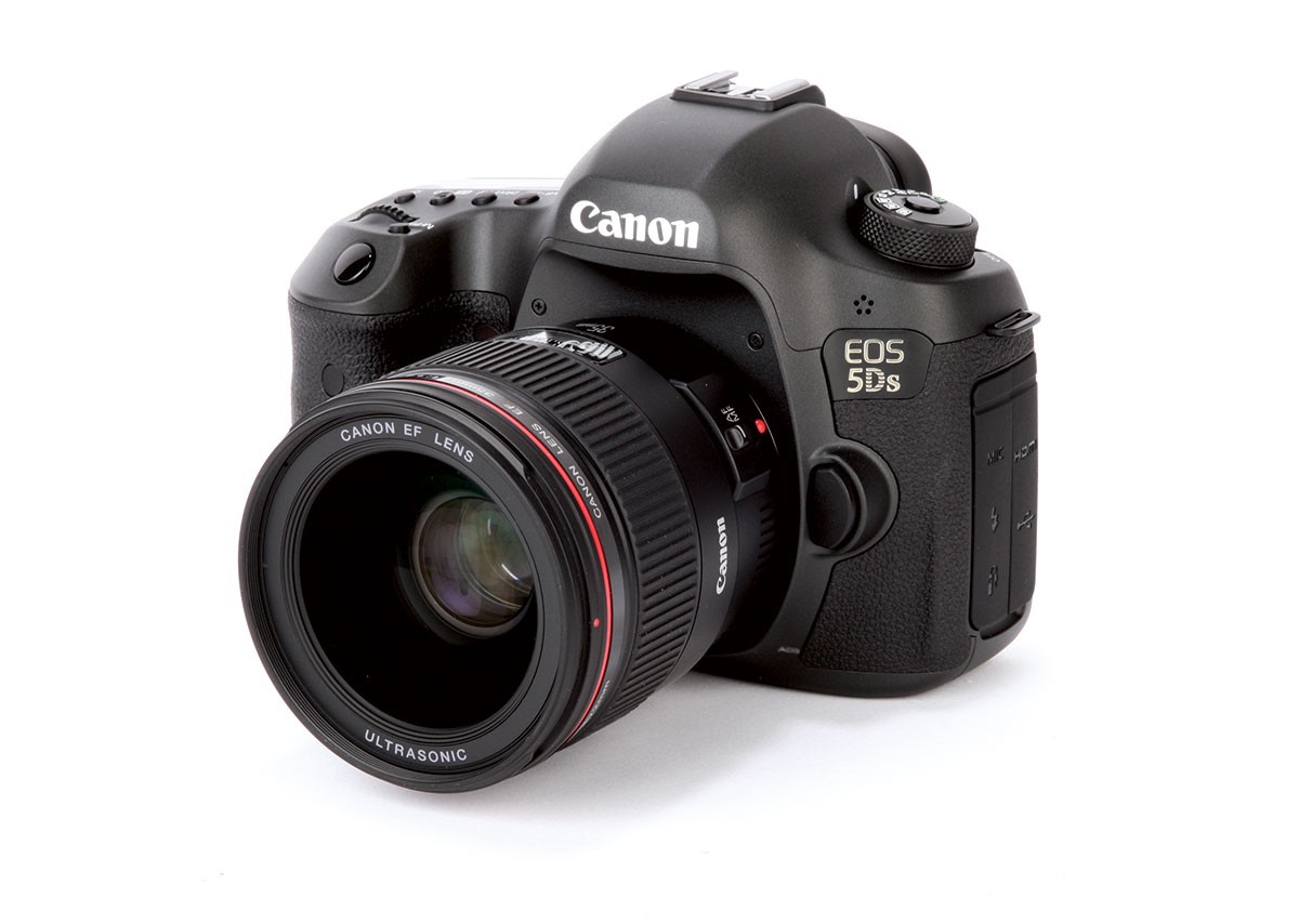 Canon EOS 5DS and 5DS R field test