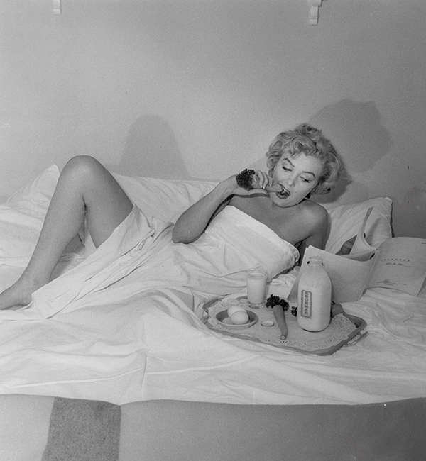 Marilyn Monroe and California Girls: Andre de Dienes Exhibition Q&A
