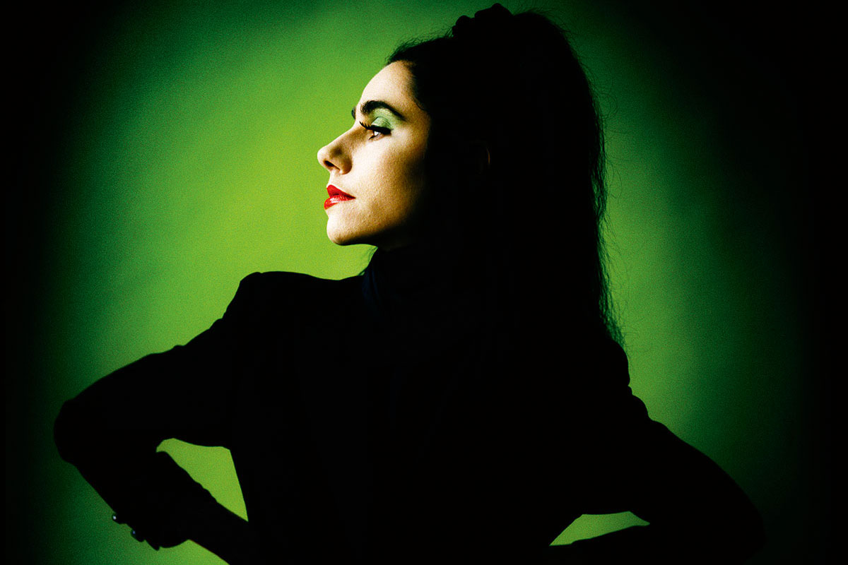Photo insight with Harry Borden: PJ Harvey
