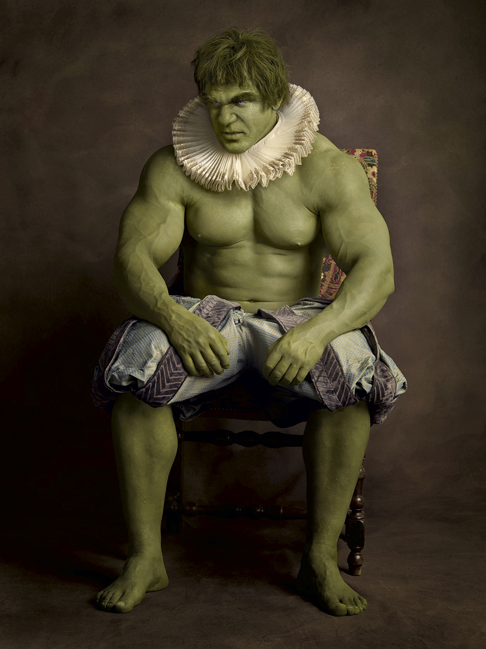 Sacha-Goldberger The Hulk