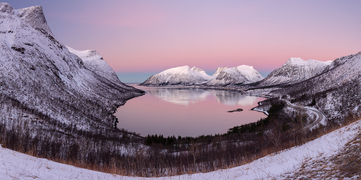 Steinfjord, Norway, by Andy Farrer