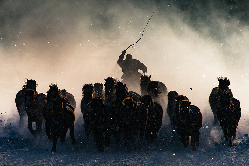 'Amateur photographer' crowned National Geographic Travel Photographer of the Year