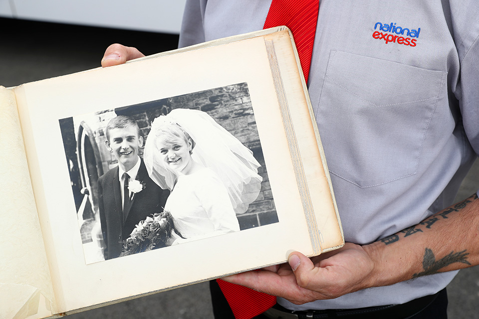 Nationwide appeal to trace owners of lost wedding photos from 1965