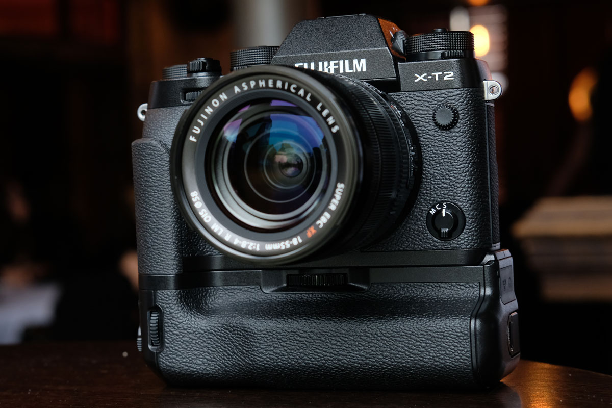 Fujifilm X-T2 review: First Look