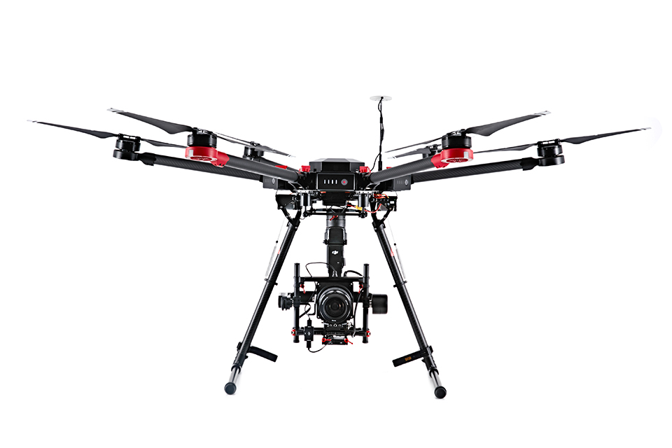 Hasselblad and drone maker DJI reveal first fruits of joint venture