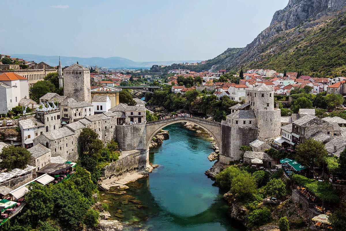 Photo appraisal: Mostar Bridge