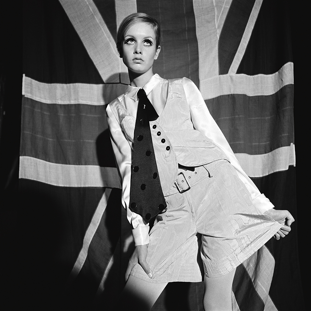 Classics revisited: Twiggy by Terence Donovan