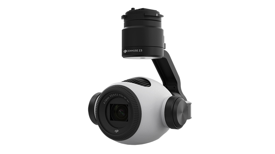 Drone maker DJI launches '7x' zoom camera for aerial photography