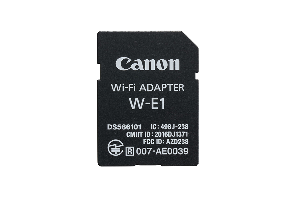 New Canon adapter enables Wi-Fi on EOS 7D Mark II