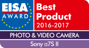EUROPEAN-PHOTO-&-VIDEO-CAMERA-2016-2017---Sony-7S-II