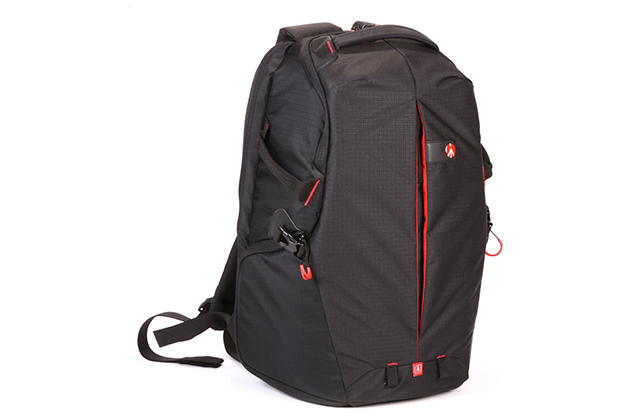 Manfrotto Pro Light RedBee-210 backpack review