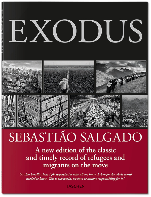 Book review: Exodus by Sebastião Salgado