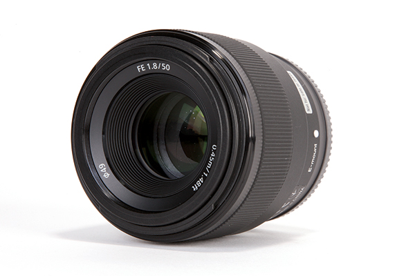 Sony FE 50mm f/1.8 review