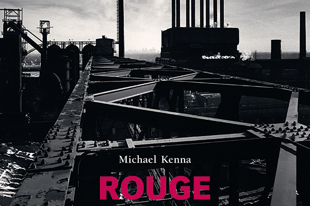 Book review: Rouge by Michael Kenna