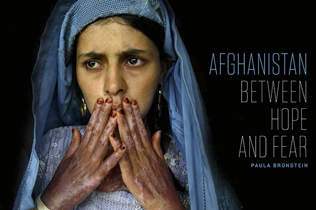 Book review: Afghanistan Between Hope and Fear by Paula Bronstein