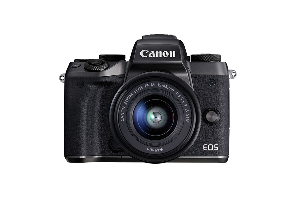 Canon primes EOS M5 high-end mirrorless camera to rival DSLRs