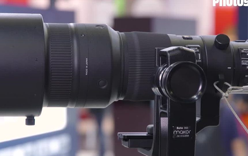 Hands-on with the new Sigma lenses