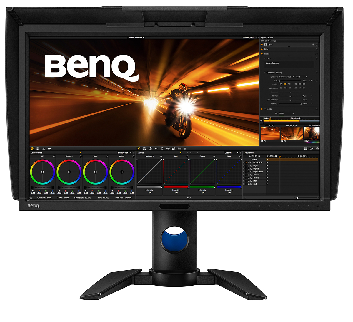 BenQ PV270 monitor review