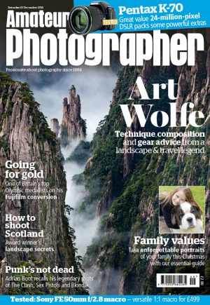 Digital version Amateur Photographer 10 December 2016