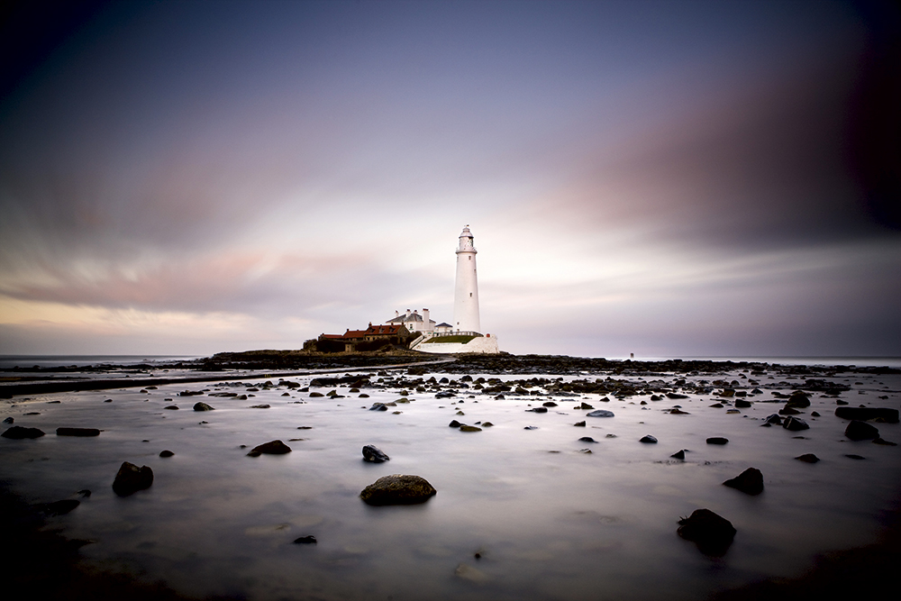 lee frost st marys lighthouse