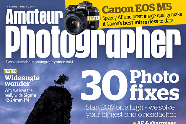 Amateur Photographer 7 January 2017