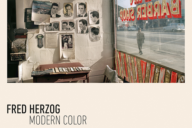 Book review: Modern Color by Fred Herzog