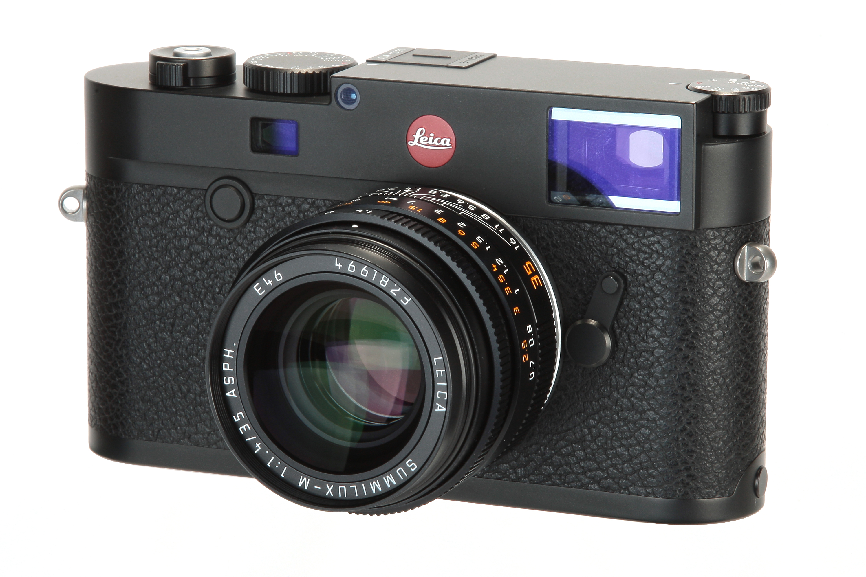 Leica M10 review: hands on first look