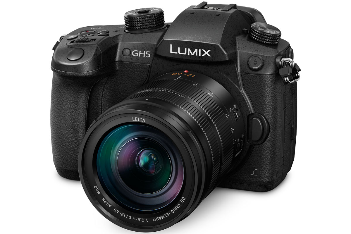 Panasonic GH5 vs Panasonic GH4