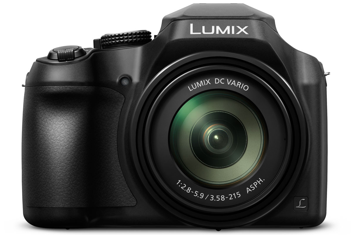 Panasonic Lumix FZ82 arrives with 60x lens