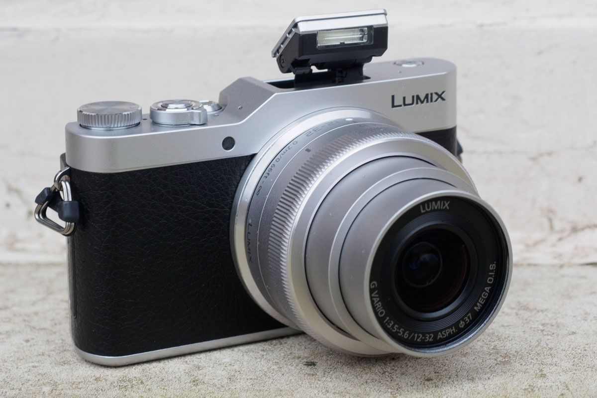 Panasonic Lumix DC-GX800 review: hands-on first impressions