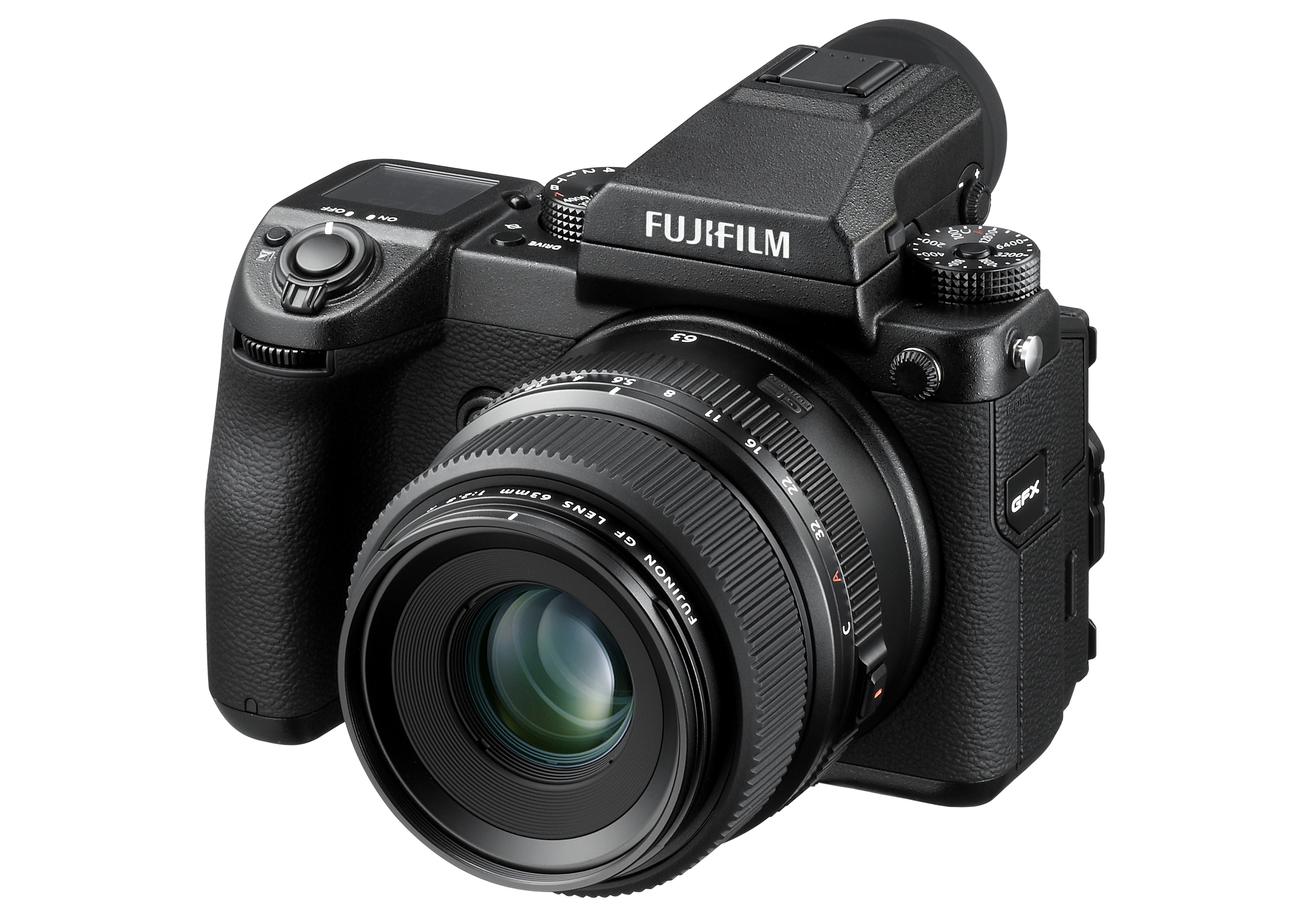 Fujifilm GFX 50S: Hands on first look