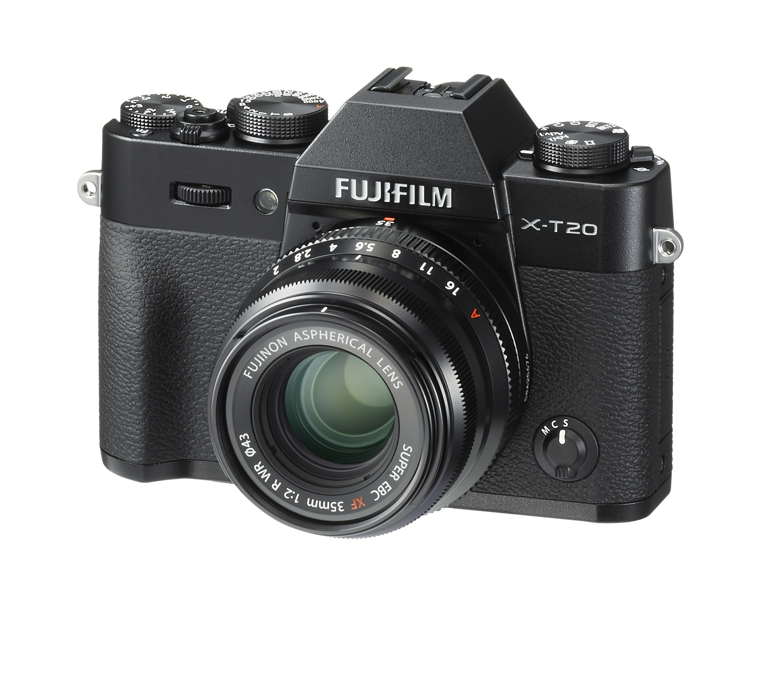Fujifilm X-T20 review: Hands on first look