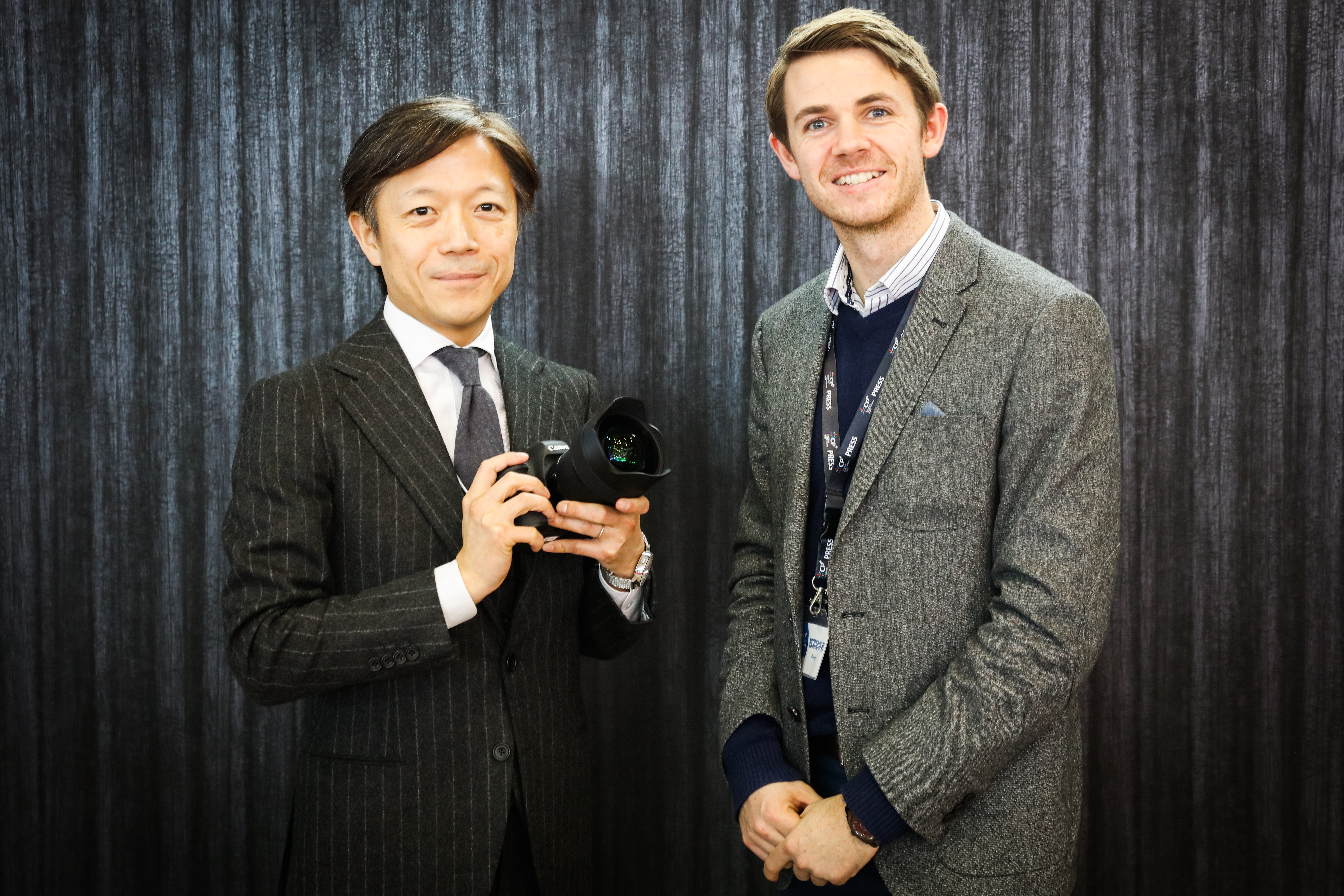 INTERVIEW CP+ 2017: Mr Kazuto Yamaki, CEO of Sigma 'We will adapt our services to the market trend'
