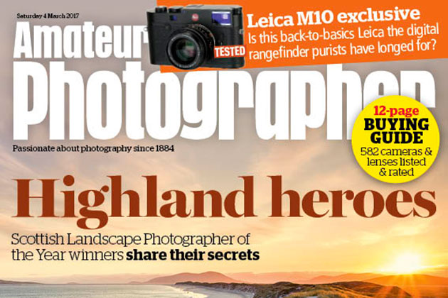 Amateur Photographer 4 March 2017