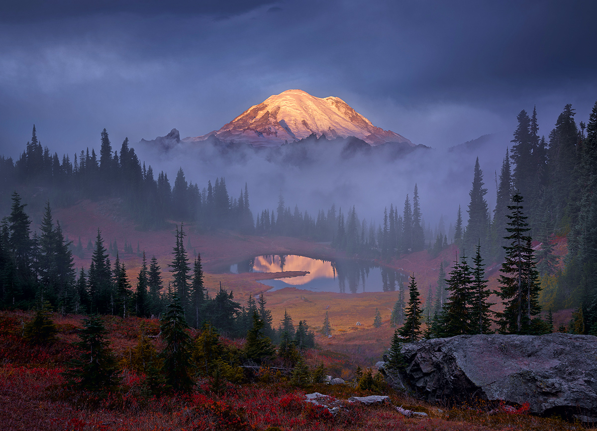Alex Noriega, US Landscape Photographer of the Year, talks about his award-winning work