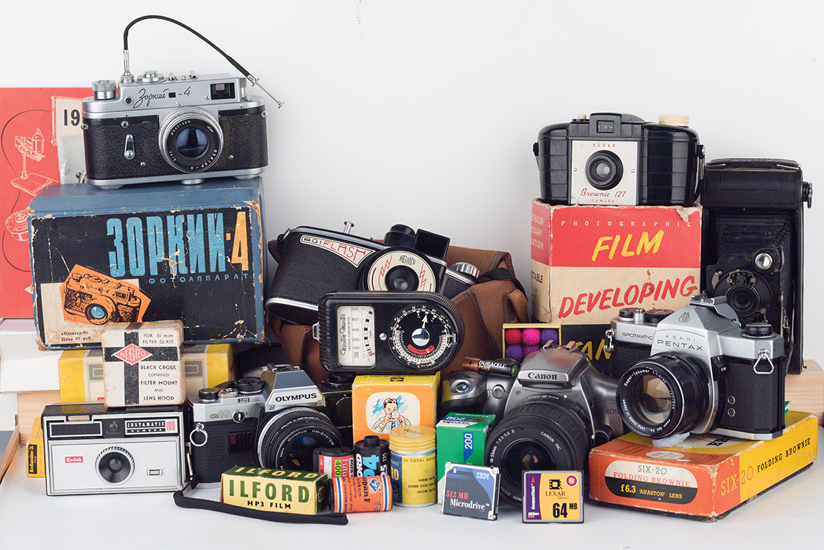 Poll – Do you currently use a 'classic' film camera?