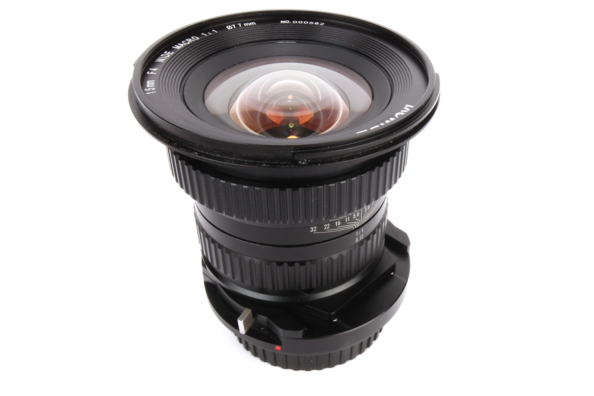 Laowa LX FX 15mm f/4 Wide Angle 1:1 Macro review