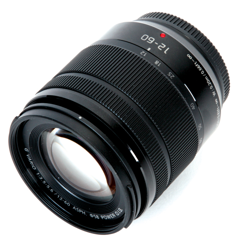 Panasonic Lumix G Vario 12-60mm 