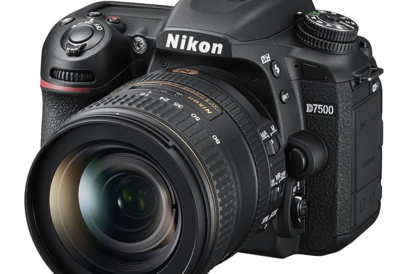 What does the new Nikon D7500 offer filmmakers?