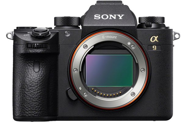 Sony a9 - front
