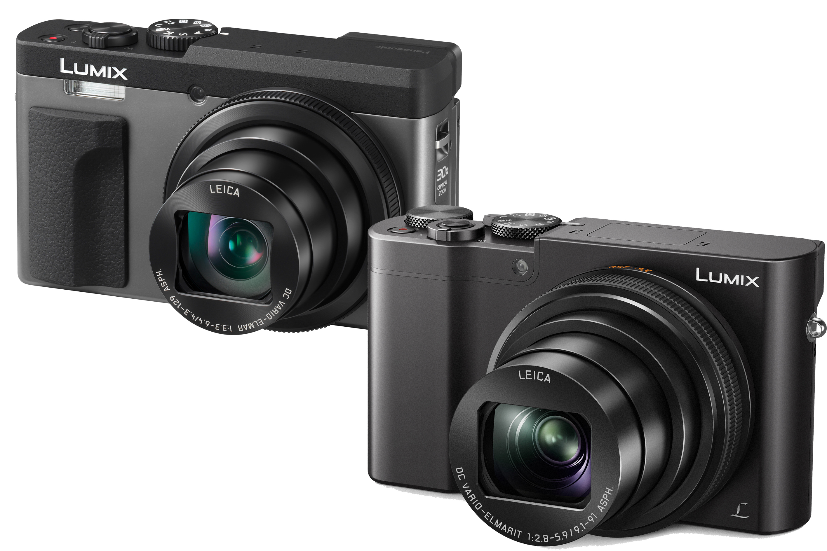 Panasonic TZ90 vs Panasonic TZ100