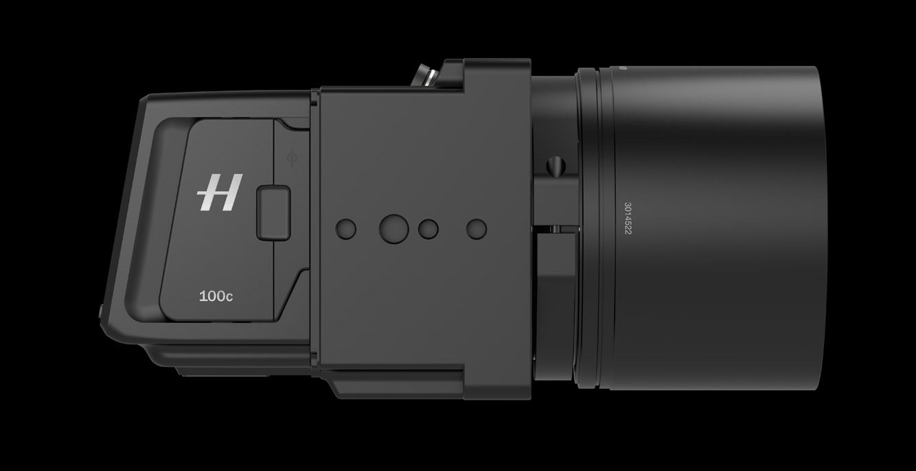 Hasselblad A6D body