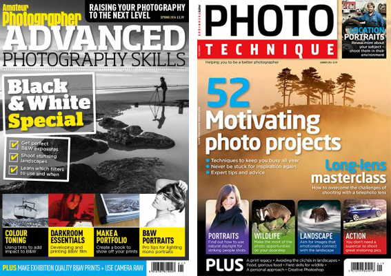 Complete Guide to Photography, Photo Technique & Advanced Photography Skills – all available now from just £1.99
