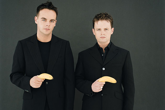 Photo Insight with Harry Borden: Shooting Ant & Dec