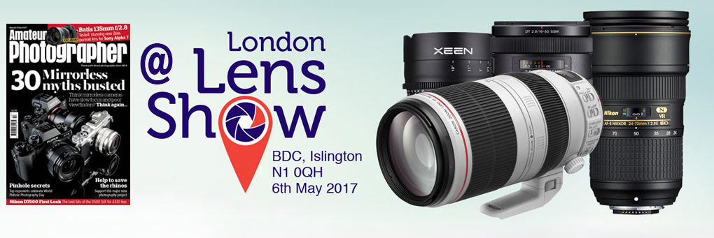 Come and visit AP at the London Lens Show