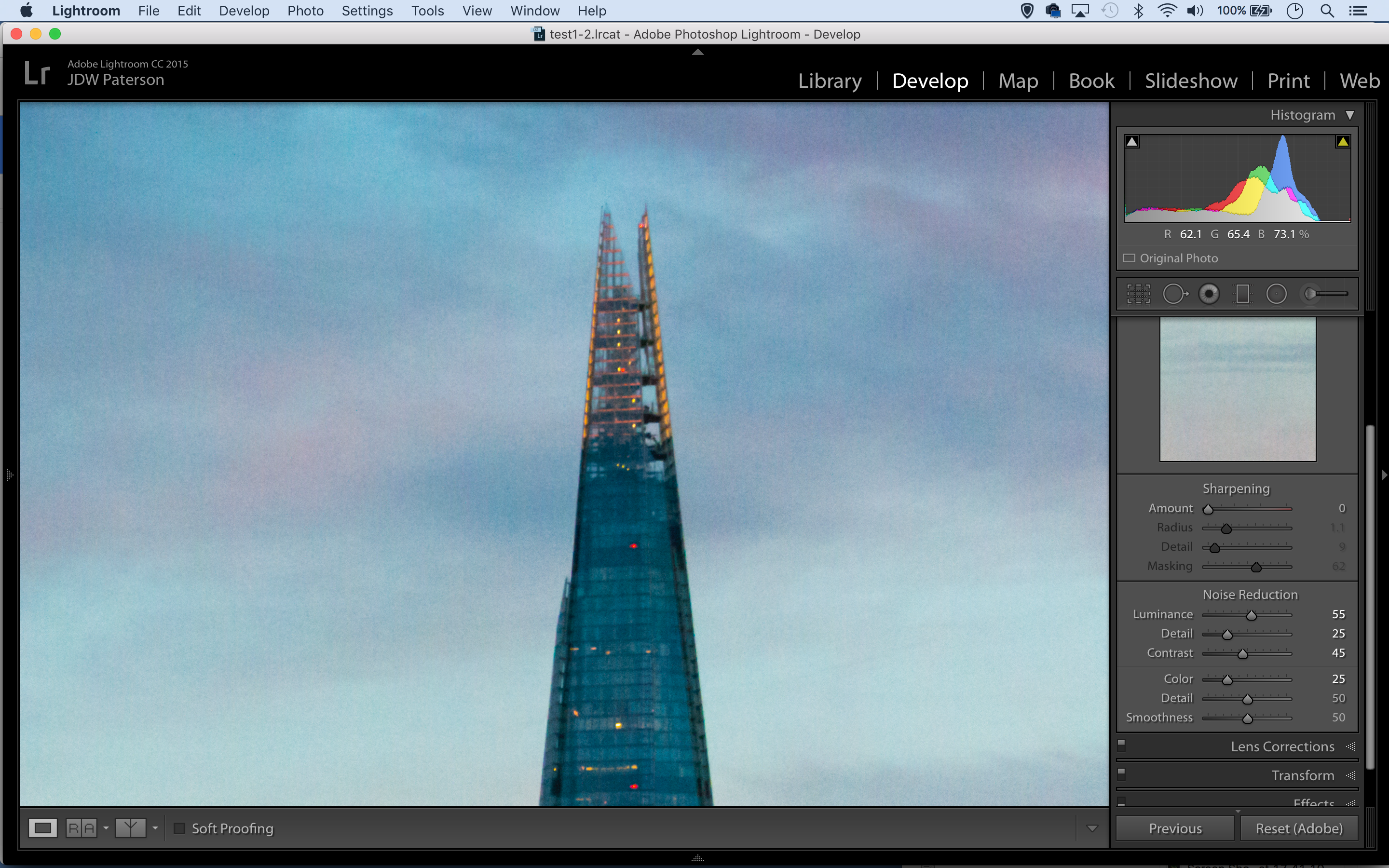 Video: Top tips for processing raw files in Lightroom